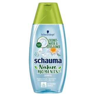 Schauma sampon Nature Moments Coconut Water 250 ml