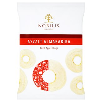 Nobilis Dried Apple Rings without Skin 75 g