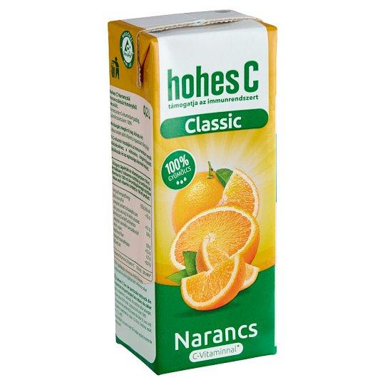 Hohes C Classic 100% Orange Juice 0,2 l