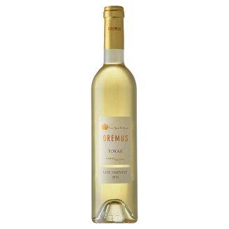 Oremus Késői Szüret Cuvée Sweet White Wine 12% 0,5 l