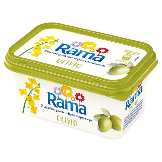 Rama Olivio Light Margarine with Olive Oil 400 g