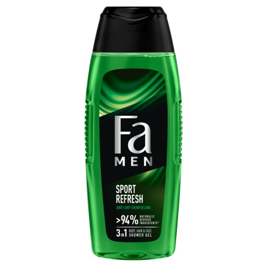 Fa Men Xtreme Sport Refresh Shower Gel 400 ml