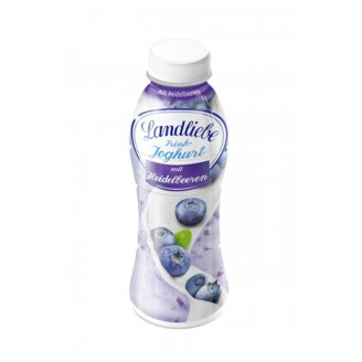 Landliebe Blueberry Yoghurt Drink 350 g