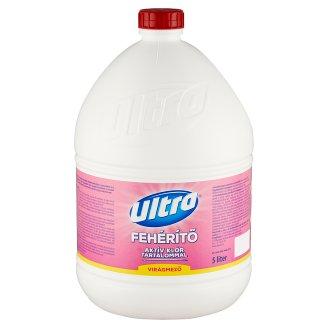Ultra fehérítő virágmező illattal 5 l
