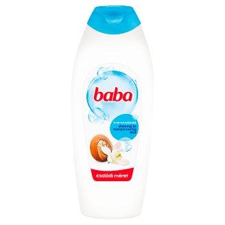 Baba Shea Butter and Orange Blossom Shower Gel 750 ml