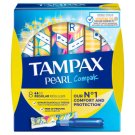 Tampax Compak Pearl Regular Applikátoros Tampon, 8 db