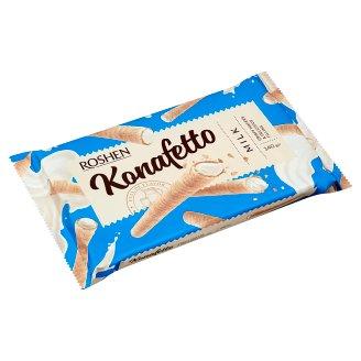 Roshen Konafetto Wafer Rolls with Milky Cream 156 g