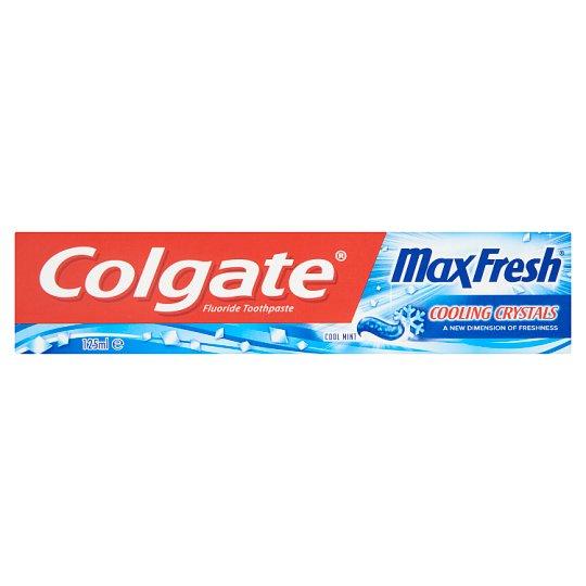Colgate MaxFresh Cooling Crystals fogkrém 125 ml