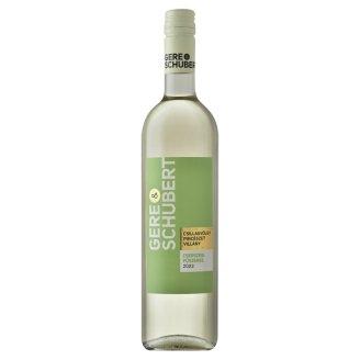 Gere & Schubert Cserszegi Fűszeres száraz fehérbor 12% 0,75 l