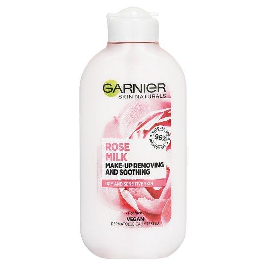 Garnier Skin Naturals Botanical sminklemosó tej rózsakivonattal 200 ml