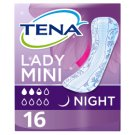 Tena Lady Mini Night Pads 16 pcs