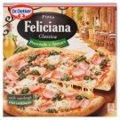 Dr. Oetker Feliciana Quick-Frozen Pizza with Ham and Spinach 350 g