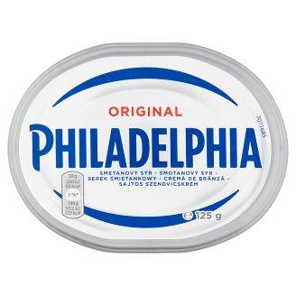 Philadelphia sajtos szendvicskrém 125 g