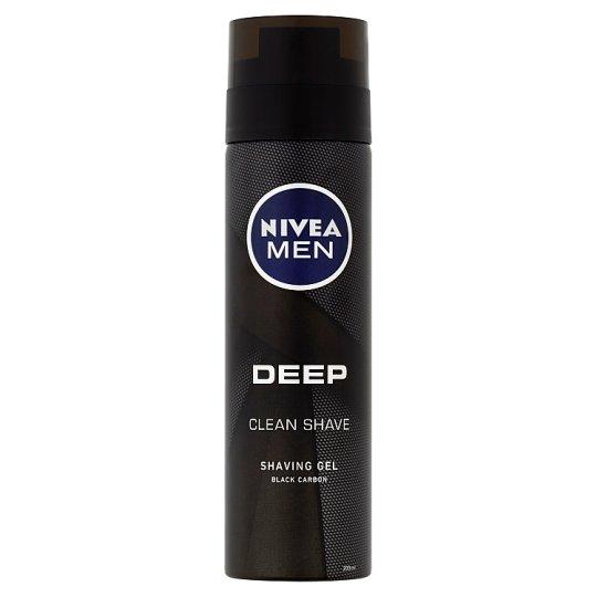 NIVEA MEN Deep borotvagél 200 ml