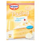 Dr. Oetker Süti Puding Vanilla and Rum Flavoured Pudding Powder for Russian Cream Cake 78 g