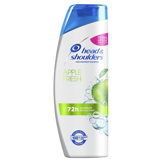 Head & Shoulders Apple Fresh Anti-Dandruff Shampoo 540ml