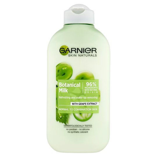 Garnier Skin Naturals Bonatical Milk with Grape Extract 200 ml
