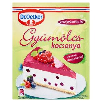 Dr. Oetker Forest Fruit Flavoured Powdered Gelatine Cake Covering 100 g
