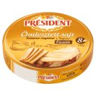 Président Smoked Fat Cheese Spread 8 pcs 140 g