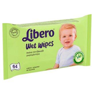 Libero Wet Wipes 64 pcs