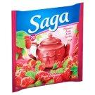 Saga Raspberry Flavoured Fruit Tea 20 Tea Bags