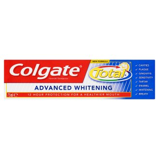 Colgate Total Advanced Whitening Toothpaste 75 ml