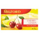Milford Cherry-Lemon Flavoured Fruit Tea 20 Tea Bags 50 g