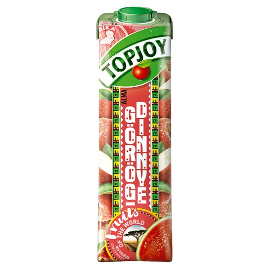 Topjoy Fruits of the World Apple-Watermelon Drink 1 l
