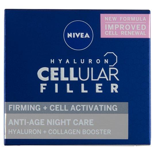 NIVEA Cellular Anti-Age sejtmegújító éjszakai arckrém 50 ml