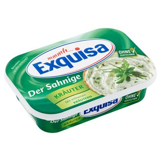 Exquisa Cheese Cream with Spices 200 g