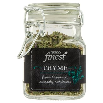 Tesco Finest Freeze-Dried, Cut Thyme Leaves 8 g
