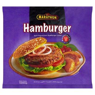 Marathon Quick-Frozen Hamburger 1000 g