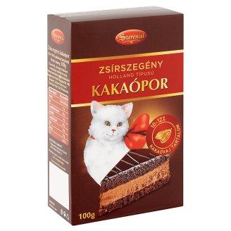 Szerencsi holland típusú zsírszegény kakaópor 100 g
