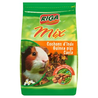 Riga Mix Complete Feed for Guinea Pigs 800 g