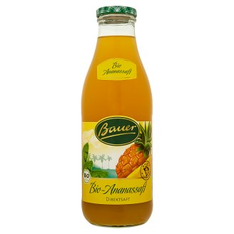 Bauer 100% Pineapple Juice 980 ml