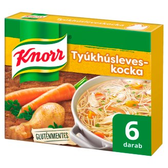 Knorr Chicken Bouillon Cube 6 pcs 60 g