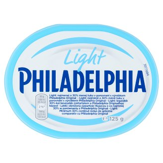 Philadelphia Light Cheese Spread 125 g