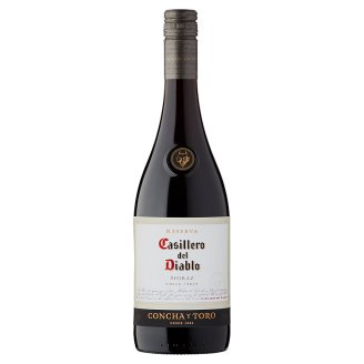 Casillero del Diablo Shiraz Dry Red Wine 13,5% 0,75 l