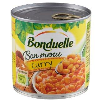 Bonduelle Bon Menu Curry fehérbab curry mártásban 430 g