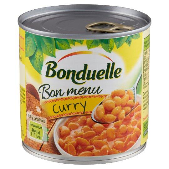 Bonduelle Bon Menu Curry White Beans in Curry Sauce 430 g