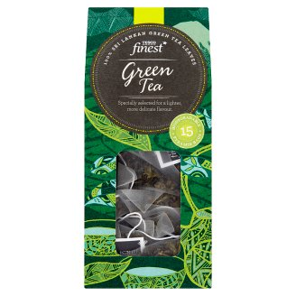 Tesco Finest Green Tea 15 Tea Bags 30 g