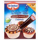 Dr. Oetker Decor Pen Chocolate and Caramel Flavoured Icing 4 x 19 g