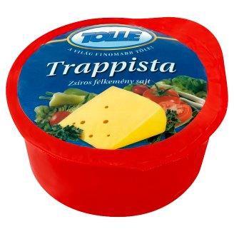 Tolle zsíros, félkemény trappista sajt