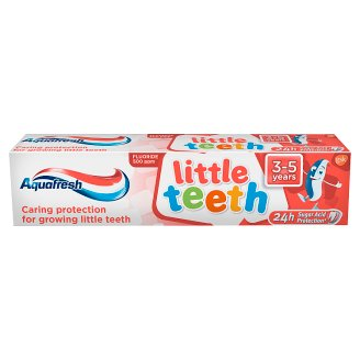 Aquafresh Little Teeth fogkrém 50 ml