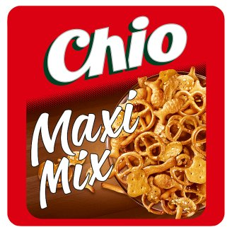 Chio Maxi Mix Savoury Snacks 200 g