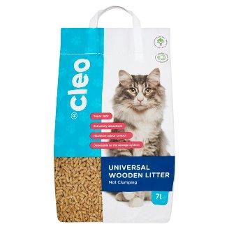 Cleo univerzális faalapú alom 7 l