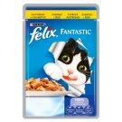 Felix Fantastic teljes értékű állateledel felnőtt macskák számára csirkével aszpikban 100 g