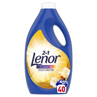 Lenor Washing Liquid Gold Orchid 2.2 L 40 Washes