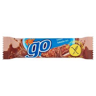 Go gluténmentes müzliszelet kakaós bevonatban 23 g