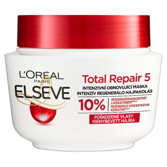 L'Oréal Paris Elseve Total Repair 5 Intensive, Regenerating Hair Mask 300 ml